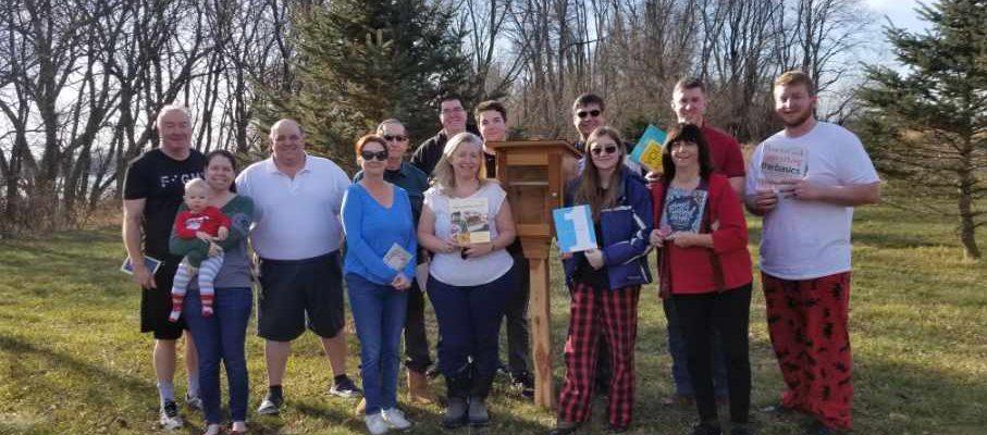 Grandma Kish's Narnia Box